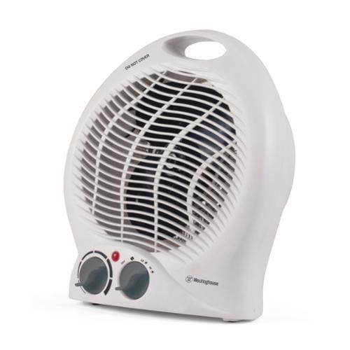 Westinghouse WHD101W 1500 Watt Desk Top Heater White