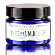 Keune Distilled For Men 1922 By J.m.keune Premium Clay 2.5 Oz.