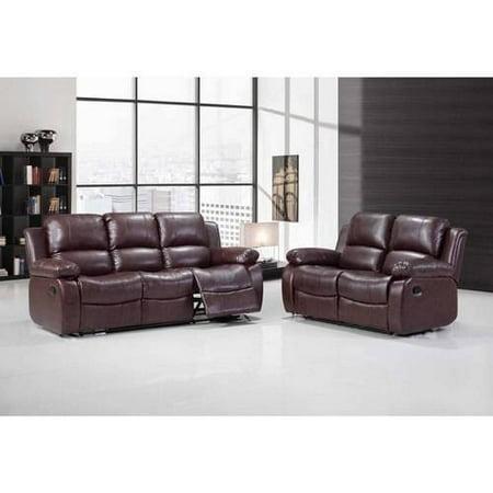 Hodedah Sofa Recliner