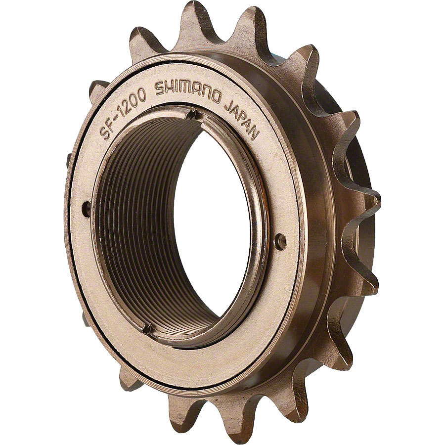 "Shimano 20 tooth Single Speed  BMX freewheel for 1/2""x1/8"""