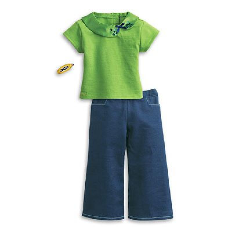 American Girl School Days Outfit for Dolls + Charm - MY A...