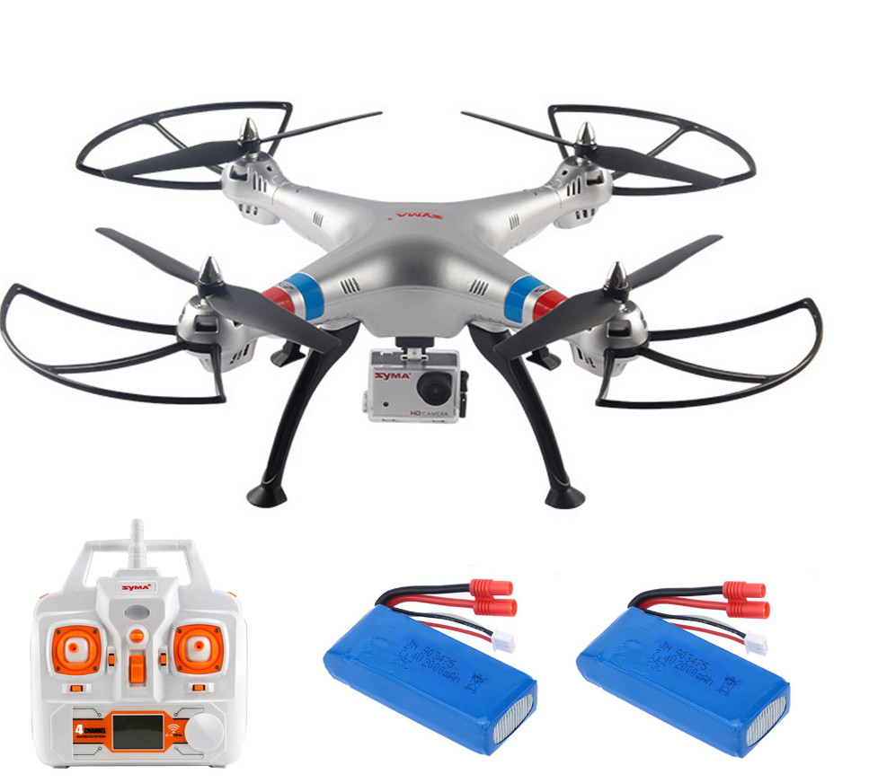 Cheerwing Syma X8G RC Quadcopter Drone 2.4Ghz 4CH Headles...