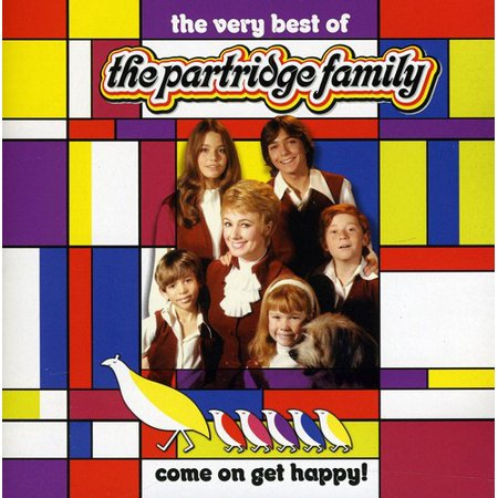 Come on Get Happy!: The Very Best of the Partridge