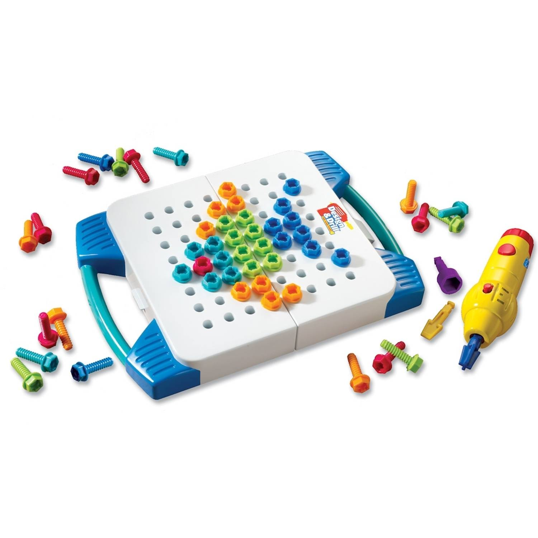 Educational Insights Design & Drill Take-Along Toolkit - Walmart.com
