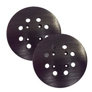 Superior Pads and Abrasives RSP28-K 5 Inch Sander Pad - Hook and Loop Replaces Milwaukee OE # 51-36-7090, 51-36-7100, Ryobi OE # 300527002, 975241002, 974484001, Fits Chicago Electric 93431 (2/PACK)