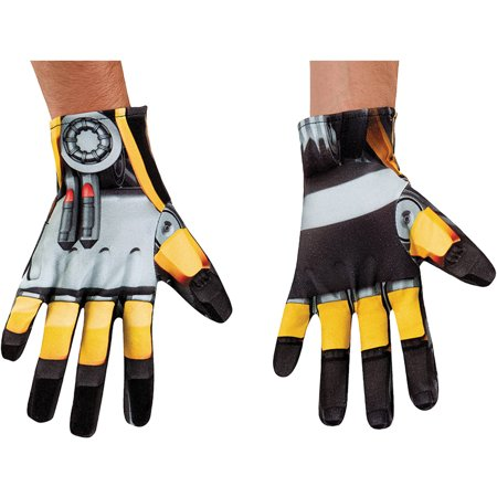 Bumblebee Gloves Adult Halloween - Bumblebee Gloves