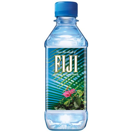 Fiji Natural Artesian Water, 330mL - Walmart.com