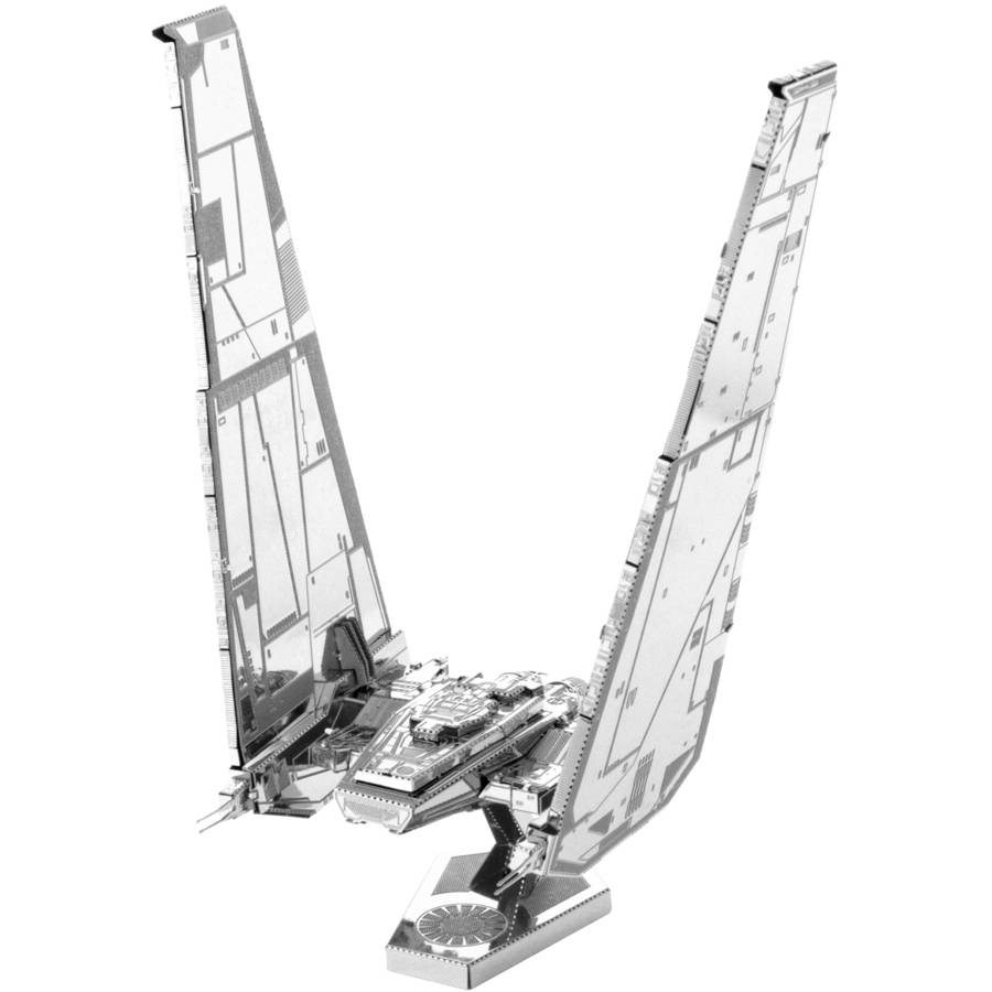 Metal Earth 3D Laser-Cut Model, Star Wars Episode 7 Kylo Ren's Command Shuttle