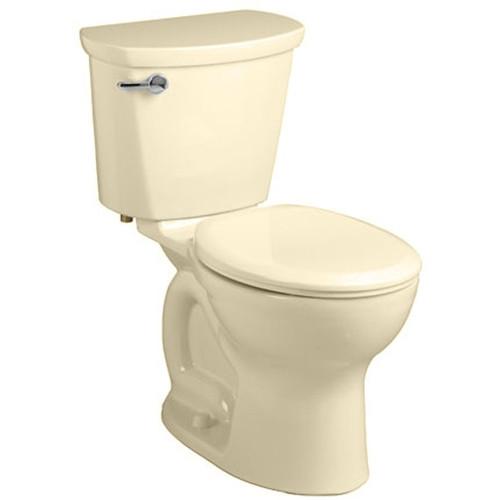 American Standard Cadet 1.28 GPF Round Two-Piece Toilet