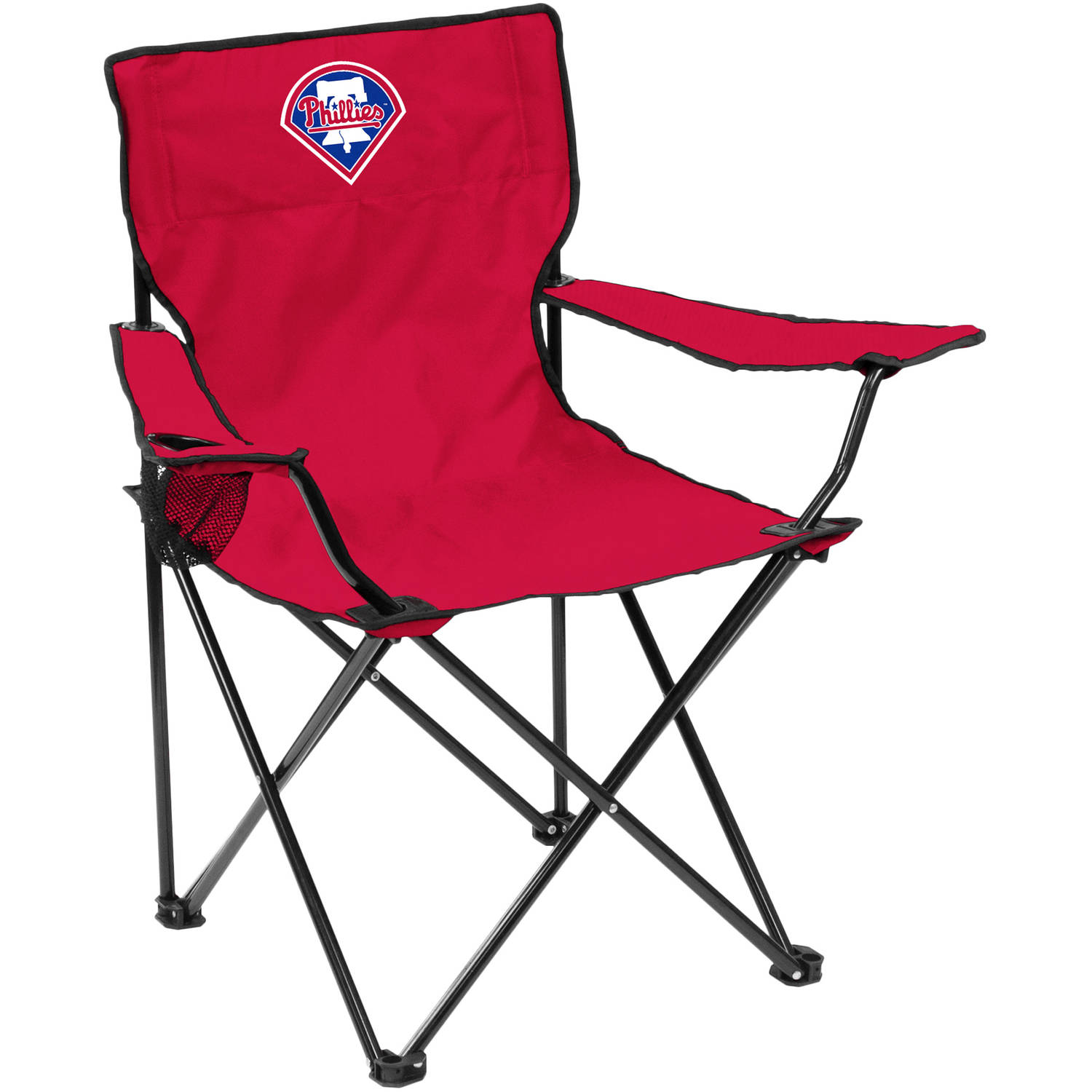 Logo MLB P'delphia Phillies Quad Chair