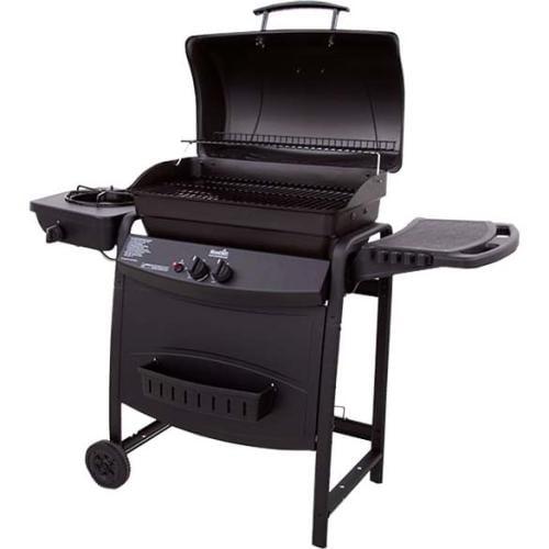 Char-Broil 463720115 2-Burner Gas Grill w/ Side Burner