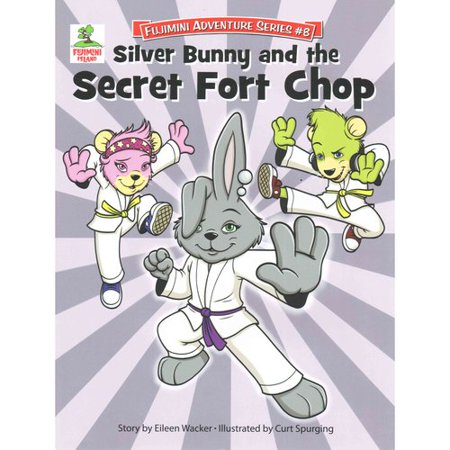 Silver Bunny and the Secret of Fort -