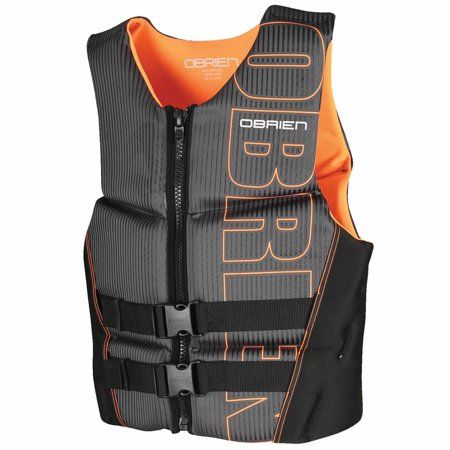 OBrien BioLite Series Men's Flex V Back Neoprene Life Vest Size XL (2 Pack) - image 1 of 3