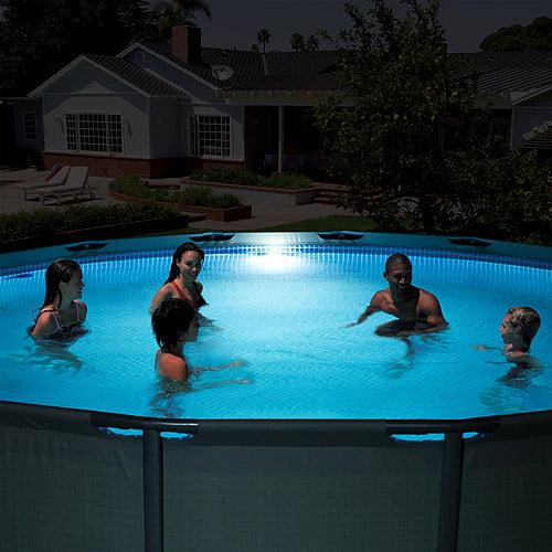Intex LED Pool-Wall Light