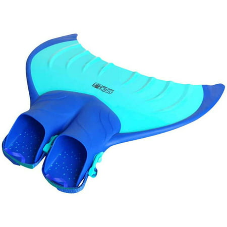 Body Glove Mermaid Linden Mono Fin (Outcast Power Kick Fins Vs Force Fins)