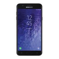 US Cellular Samsung J7 Aura 16GB Prepaid Smartphone, Black