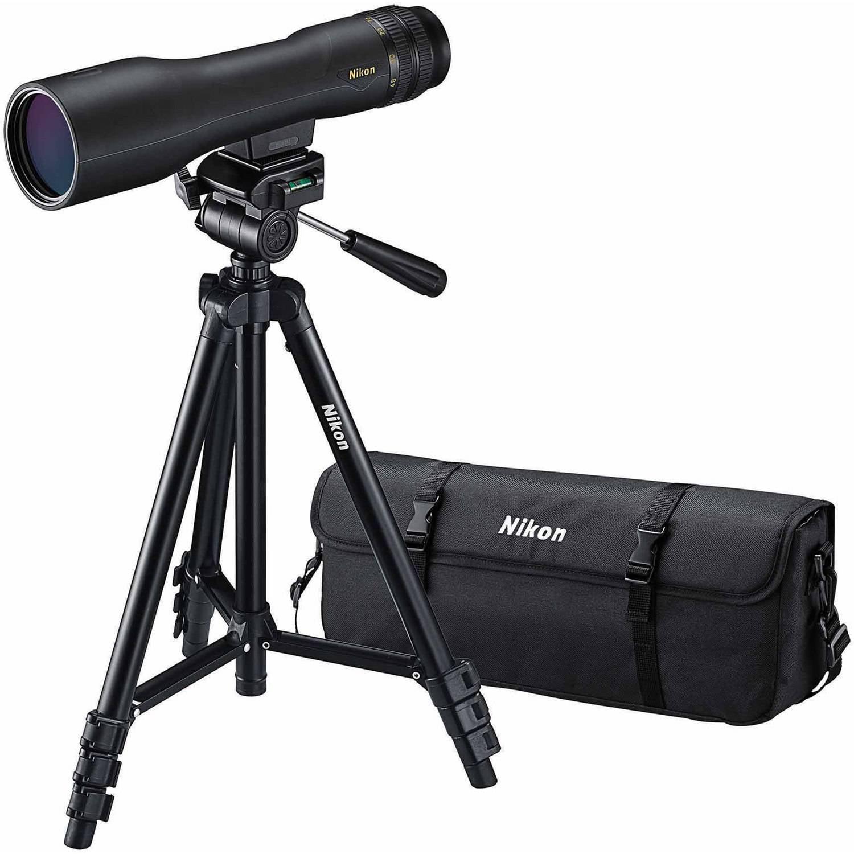 Nikon 6983 Prostaff 3 16-48x 60mm 120' @ 1000 yds FOV 19mm Eye Relief Black
