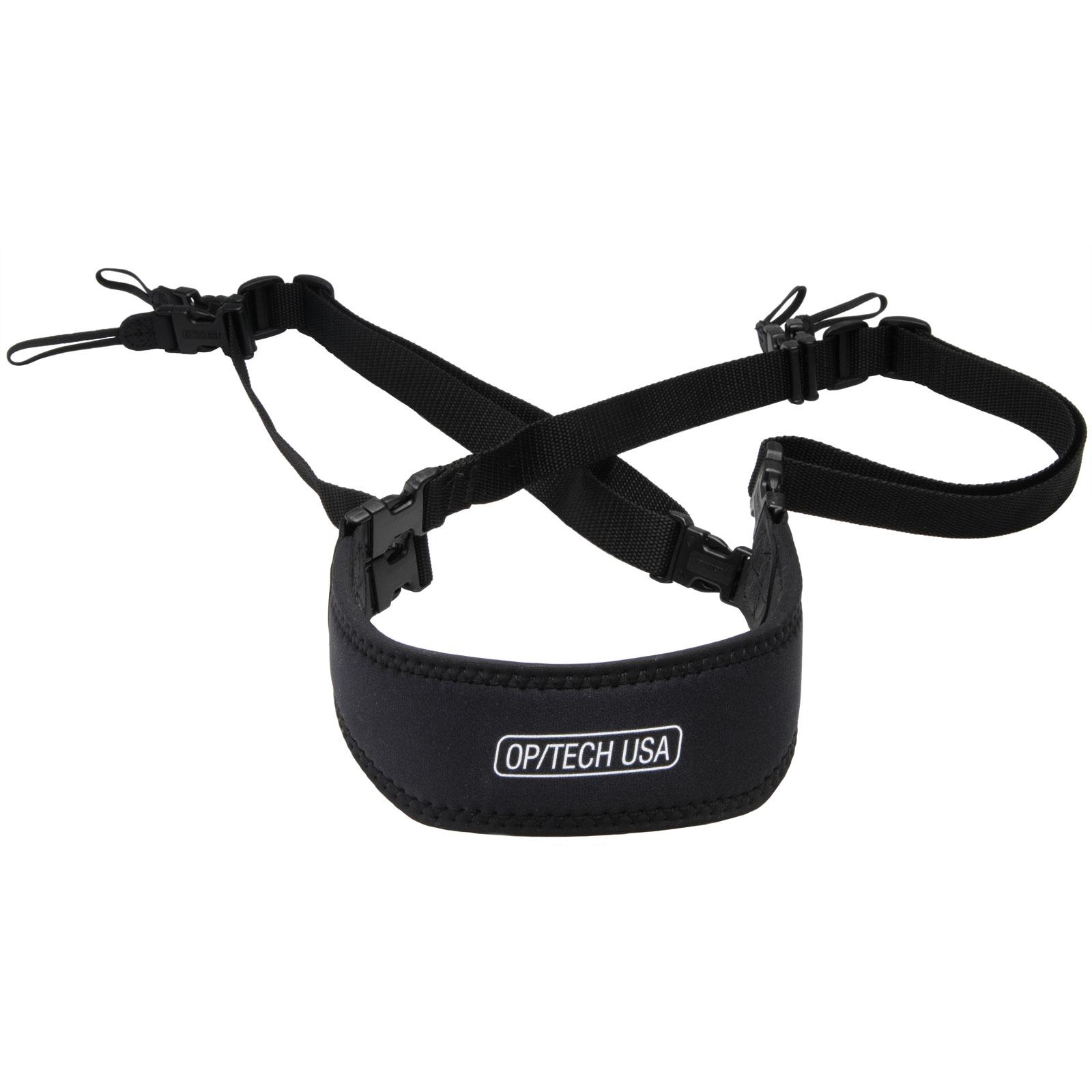 OP/Tech USA Neoprene Utility Camera Strap-Sling Duo (Black)