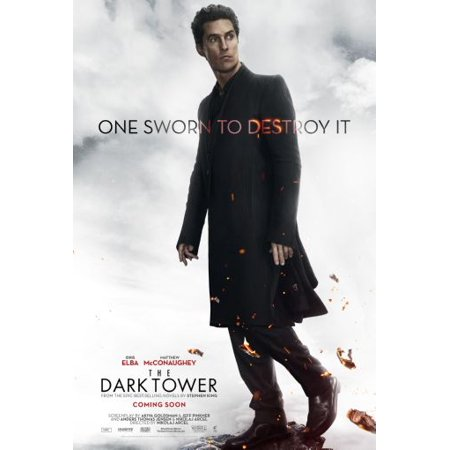 11X17  Mini Poster The Dark Tower Movie Poster