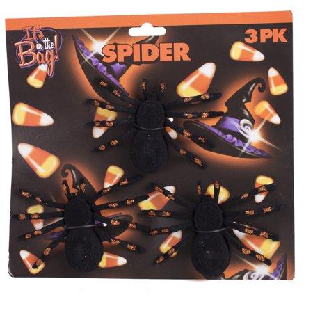 - Halloween Sparkly Spider Decor 4.5
