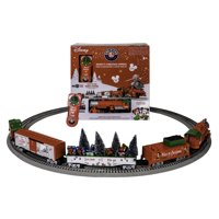 Lionel O Gauge Disney Christmas Electric Electric Train Set with Remote and Bluetooth Capability