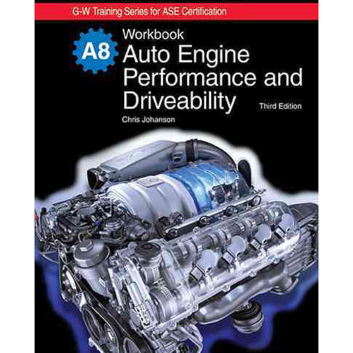 Auto Engine Performance and Driveability, A8
