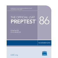 The Official LSAT Preptest 86 : (nov. 2018 Lsat)