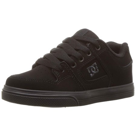 DC Boys Pure B Skate Shoe, Kids Dc Kids Shoes
