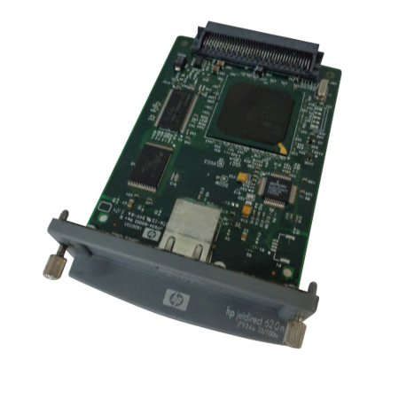 - HP JetDirect 620N Print Server Network Interface Card J7934A