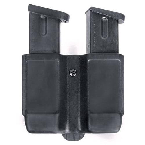 BlackHawk Double Mag Holster Case Carbon Fiber Black for 9mm/.40/.45