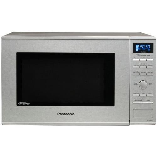 Panasonic 21'' 1.2 cu.ft. Countertop/Built in Microwave