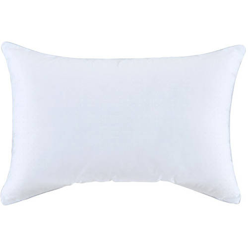 Serta Down Alternative Pillow, White, Set of 2