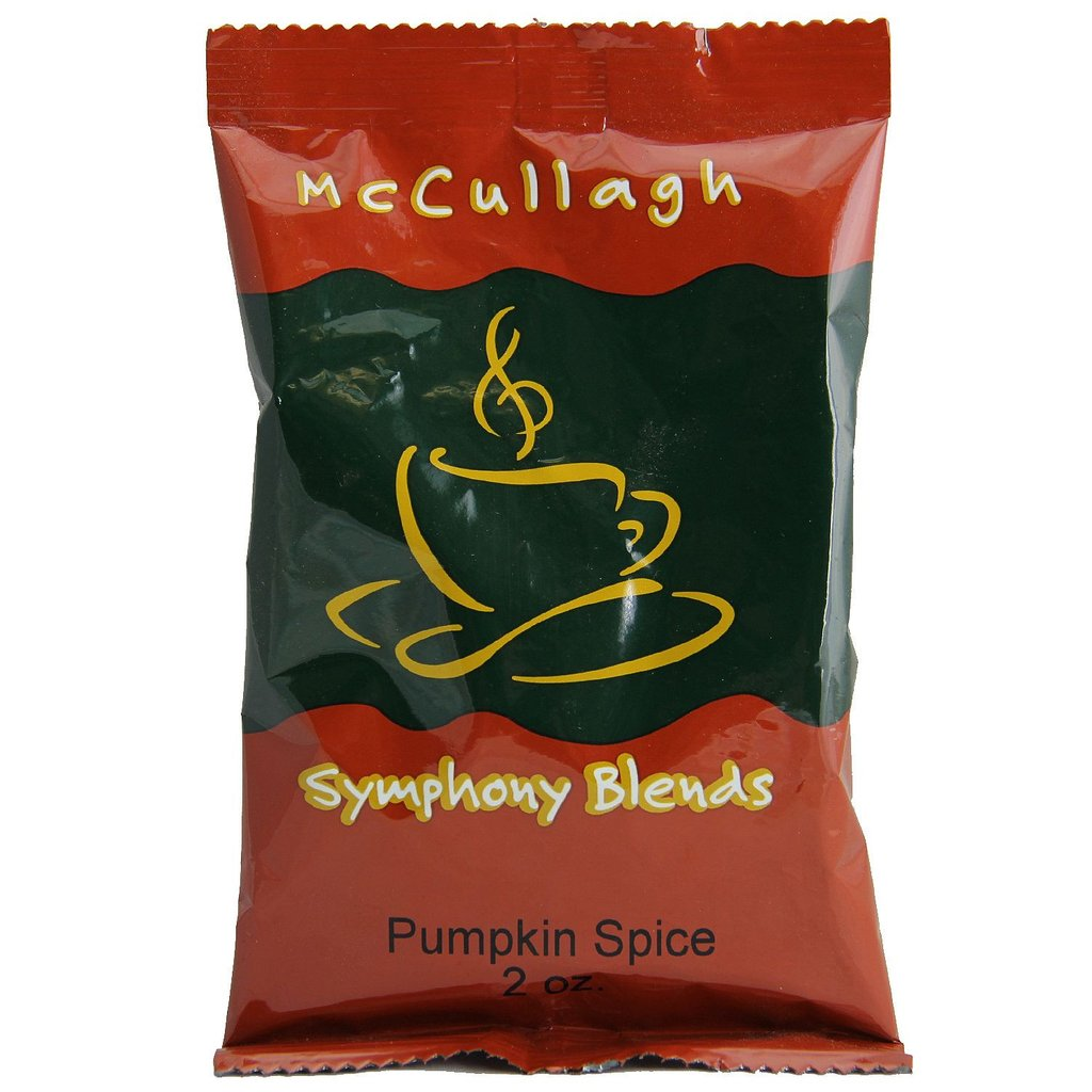 McCullagh Gourmet Coffee, Pumpkin Spice (2 oz., 40 ct.) by