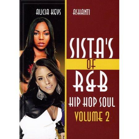 Sistas Of R Hip Hop Soul  Vol  2  Alicia Keys And Ashant