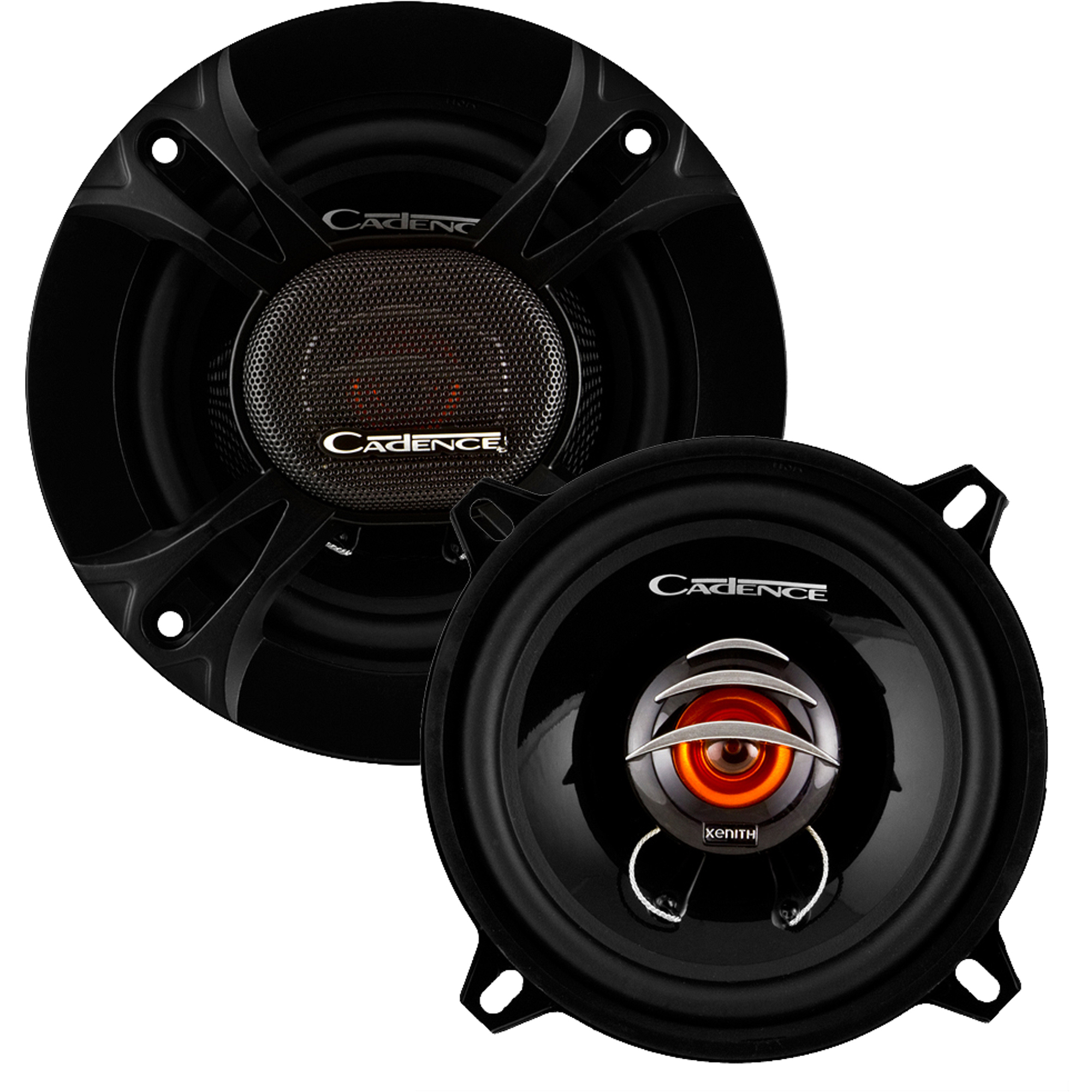 """Cadence 5.25"""" Coaxial 2-Way 40W RMS Speaker System"""