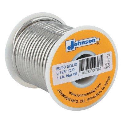 Wire Solders Spool 1 8 in 60 Tin 40 Lead