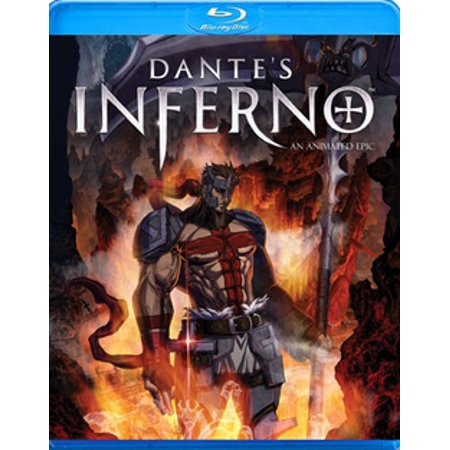 Dante S Inferno An Animated Epic Blu Ray