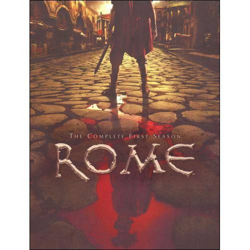ROME-COMPLETE 1ST SEASON (DVD/WS/6 DISC/ENG-FR-SP SUB/EPISODES 1-12)