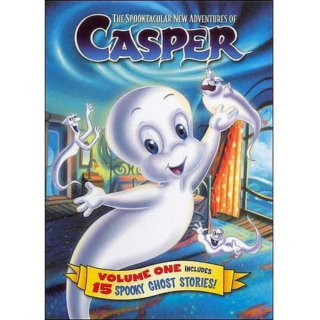 The Spooktacular New Adventures Of Casper: Volume 1 (DVD + Pumpkin Stickers) (Full Frame)