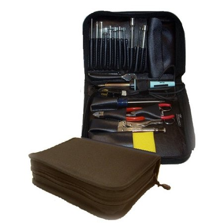 Ch Ellis 646 Compact Single Zipper Cordura Tool Case