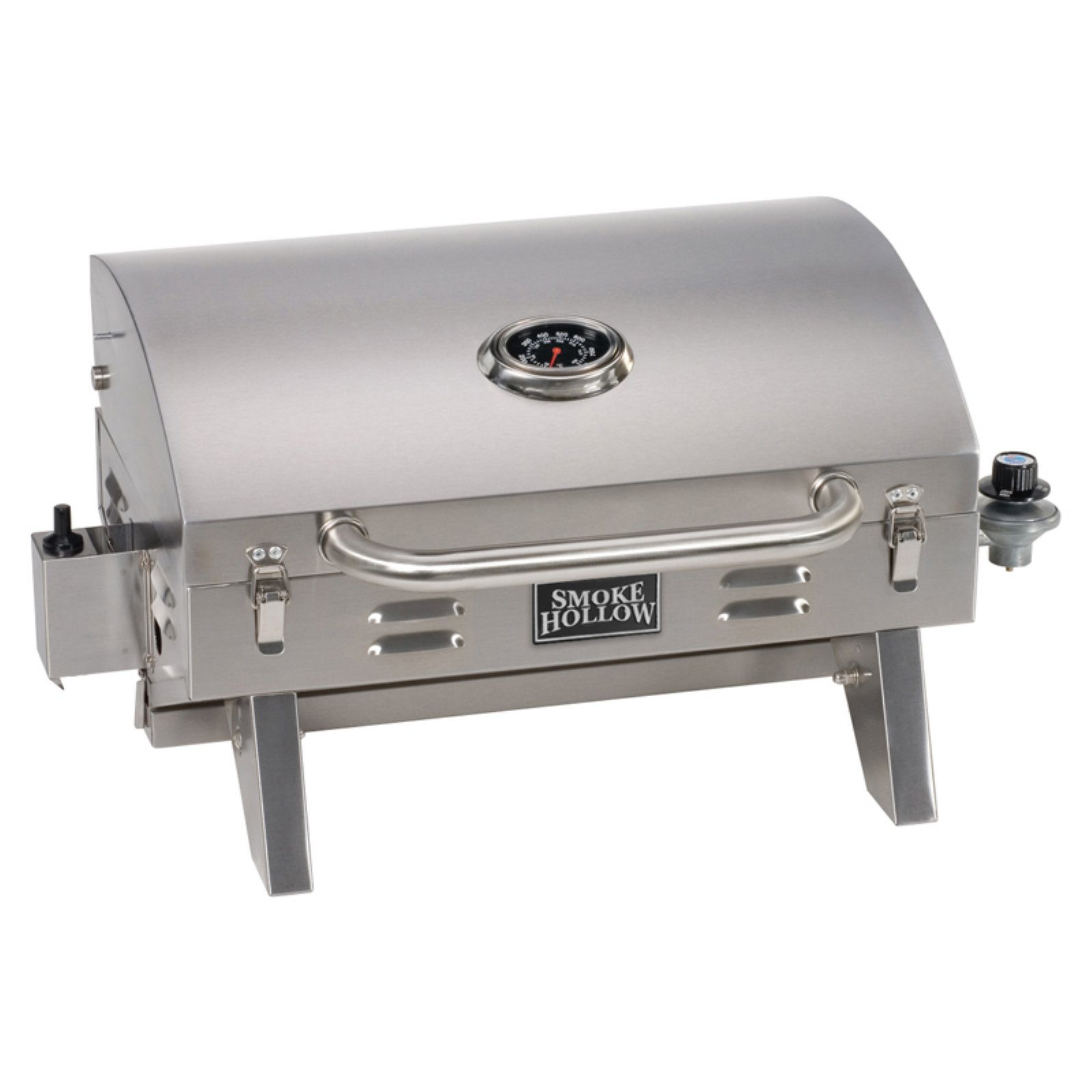 Stainless Steel Tailgate & Portable Grill