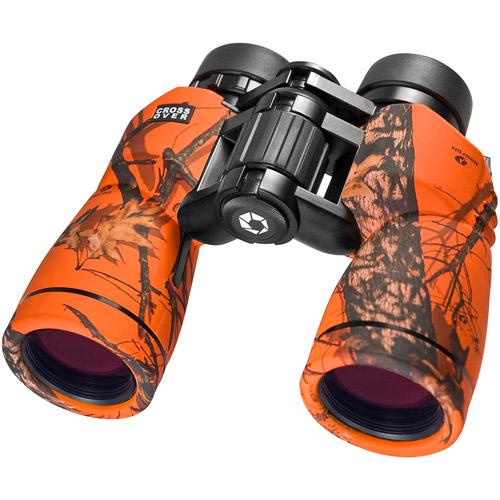 Barska 10x42 WP Crossover Binoculars, Mossy Oak Blaze Finish