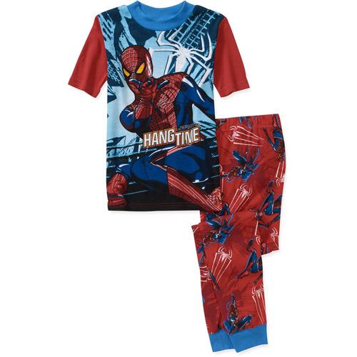 Marvel Spiderman Boys 2 Piece Cottom Paj