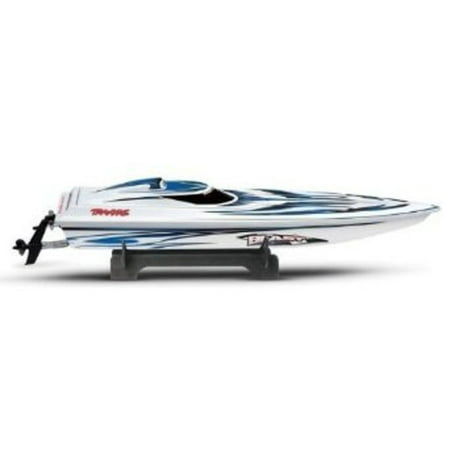 Traxxas 38104-1 Blast: 24 Race Boat (Fully Assembled), Ready-To-Race, Colors May Vary -