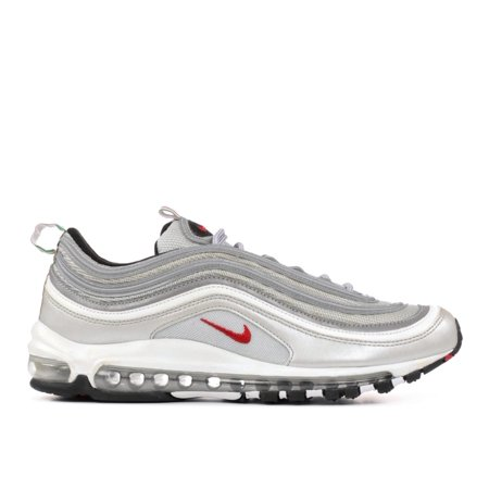 Nike Men Nike Air Max 97 Og Qs 'Silver Bullet 2017 Us Release' 884421 001 Size 14