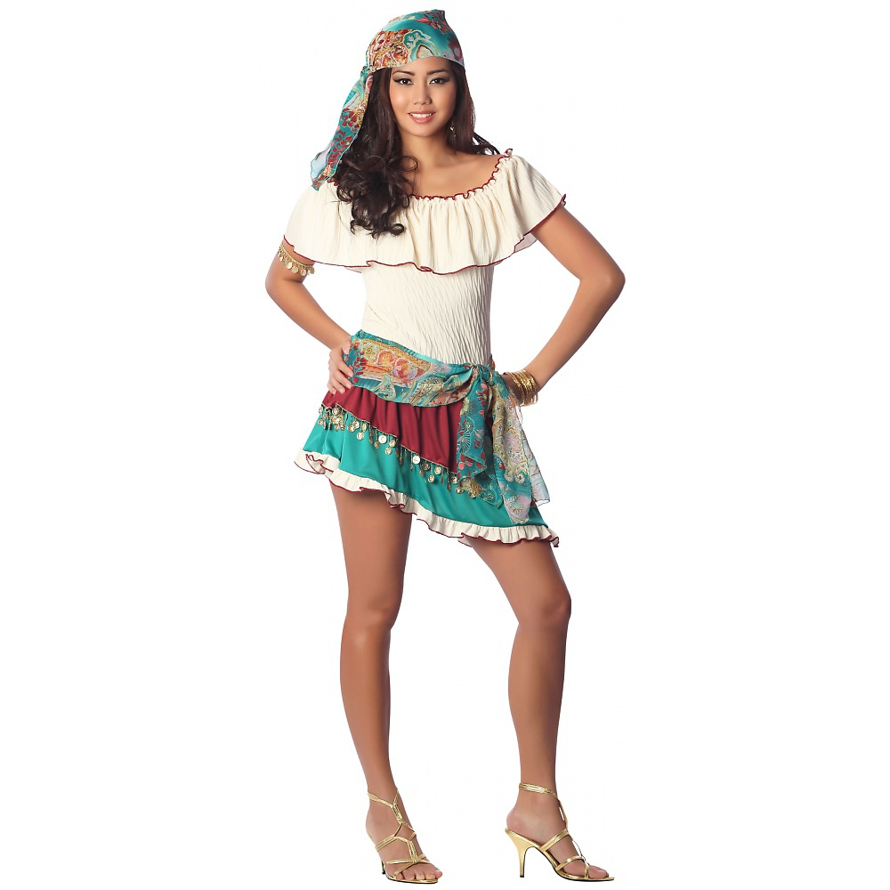 Gypsy Rose Adult Costume - L/XLarge