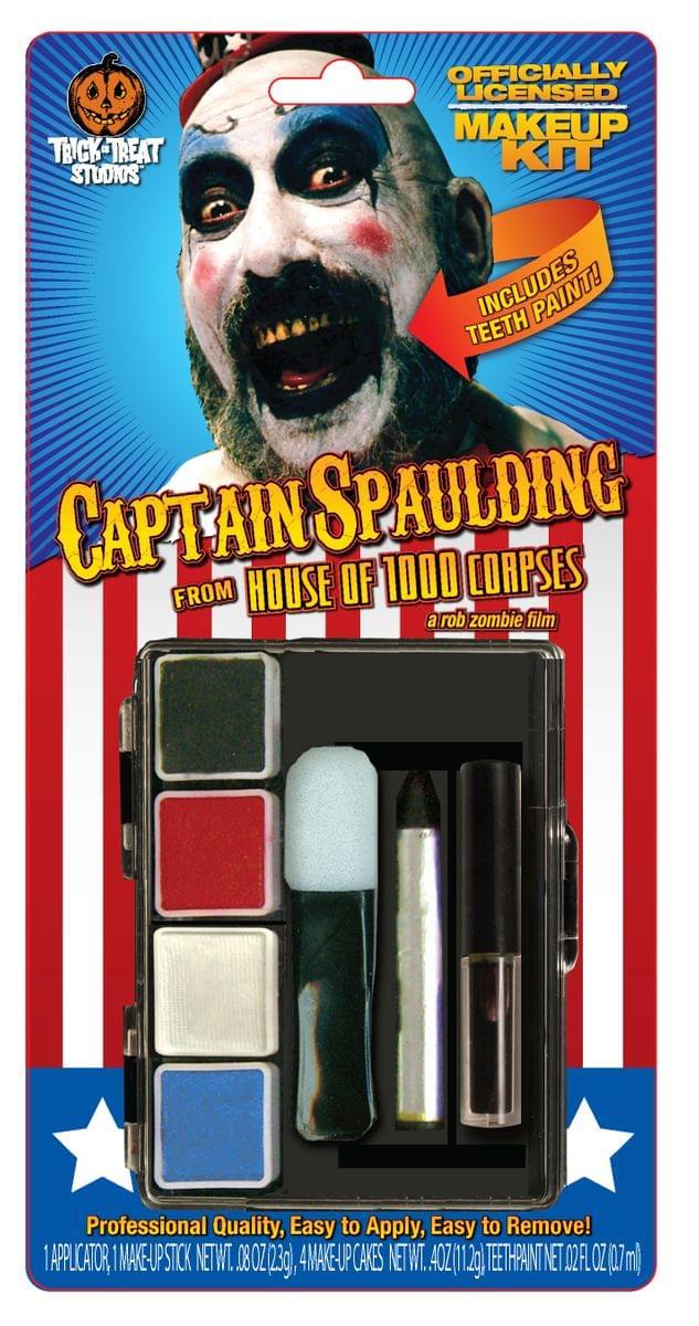 Adult Captain Spaulding Costume
