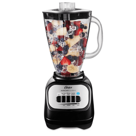 Oster Classic Series 5-Speed Blender - Black BLSTCP-B00-000