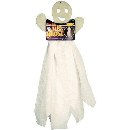 Floating Ghosts Halloween Ideas (Glow-in-the-Dark Floating Ghost Halloween Décor(pack of)