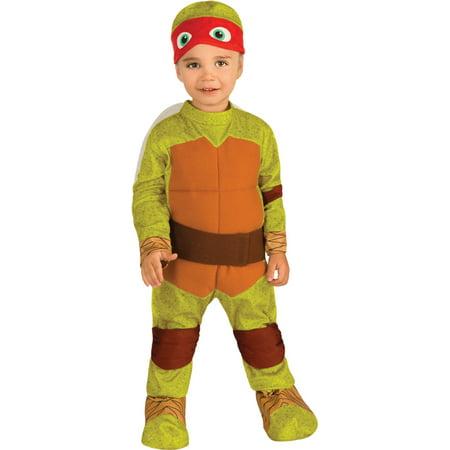 Morris costumes RU886780T Tmnt Raphael Toddler